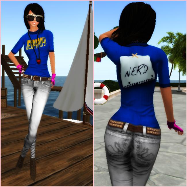 MRM Skinny Pants