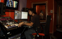 Audio Editing and Sound Design Recording Studio