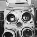 1959 vintage PYE studio camera