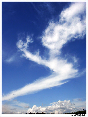 Telupid - smiling cloud?