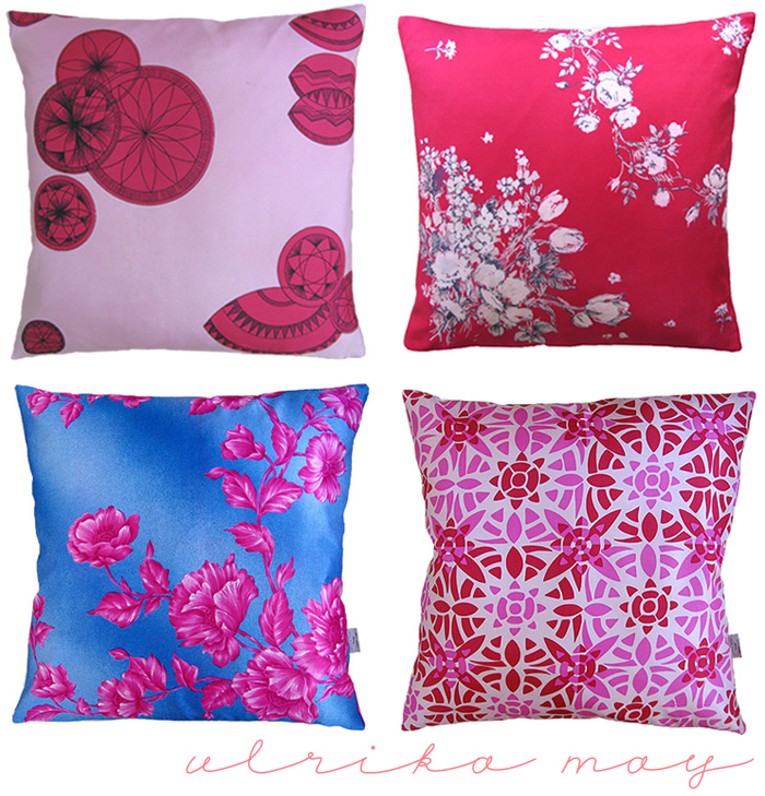 Ulrika May Pillows