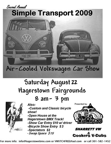 Vw Car Show Hagerstown Md