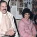 Group Colour - Rina Passerto with husband Nick and Teresa lou