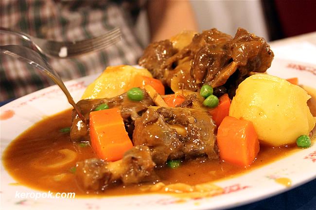 Ox Tail Stew