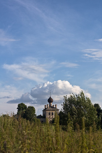 Храм Георгия Победоносца в Вексицах