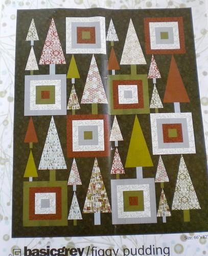 Future mini quilt