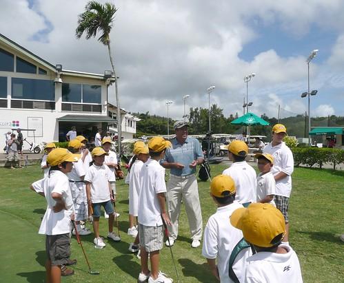 Jr Golf Clinic 3b