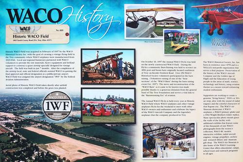 Waco History sign