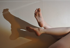Shadow Puppets (Artistic Feet) Tags: shadow cute feet asian toes pretty arch legs small curves nails barefoot heels pedicure shape soles ankles