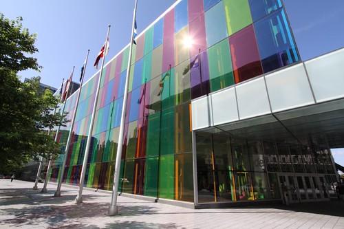 Palais des congrès de Montreal.