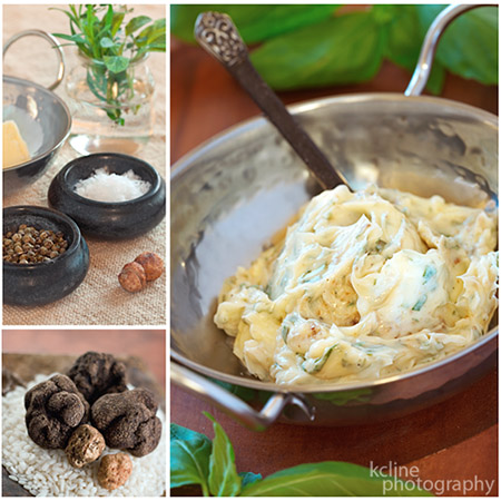 Truffled Herb Butter