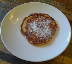 Whole Grain Pancake Recipe