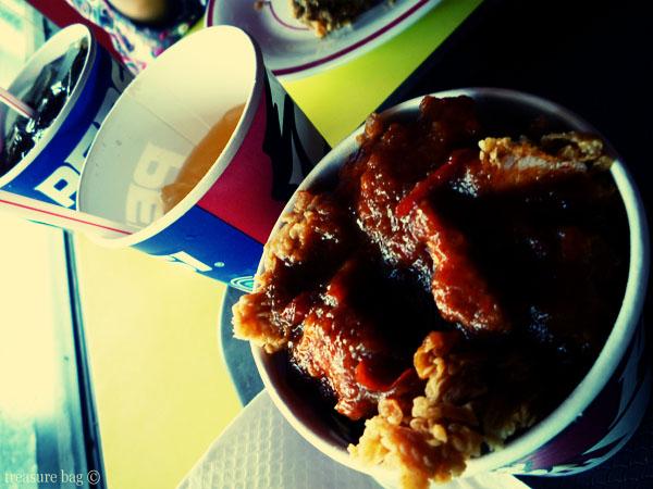 KFC Oriental Bento