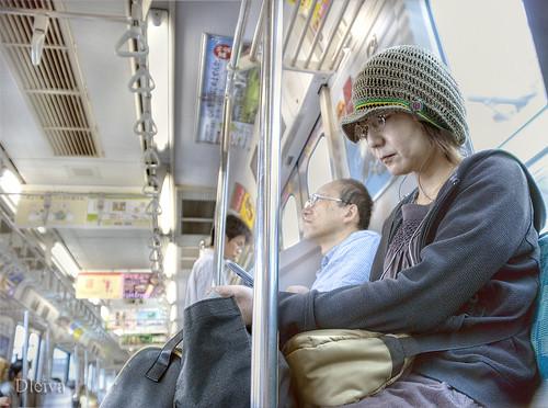 La llamada de Japon (Metro de Tokyo) por dleiva.