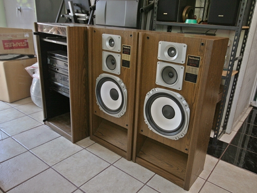 1stereo system