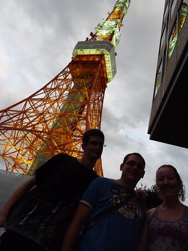 Tokyo Towe - foto grupo