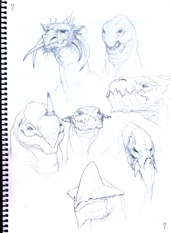 Sketch Artist, Concept Artist