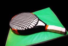 Head (Mariana Pugliese) Tags: blanco cake head negro tennis tenis deporte cumpleaños naranja cancha torta deportista raqueta raquet festejo 241543903 marianapugliese raquettennis