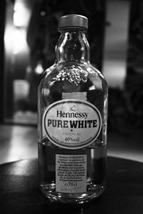Henny (AllorNuthinphotos) Tags: blackwhite cognac hennessy purewhitehennessy