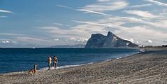 Viento de Poniente (Juan Machado [McKeyn]) Tags: sea espaa beach mar andaluca spain playa cdiz estrechodegibraltar campodegibraltar lalneadelaconcepcin playadelaalcaidesa