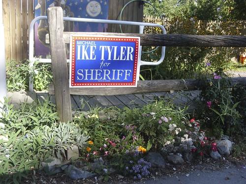 Ike Tyler for Sheriff