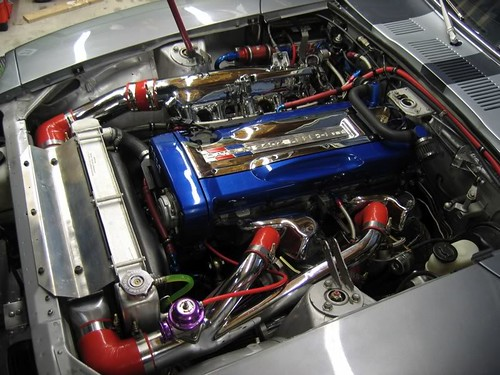 Need power? RB26DETT to the rescue!