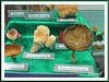 Exhibits of mushrooms in Malaysia