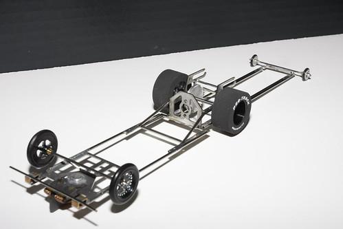 Slot car drag racing bodies cartable a roulette fille ce1