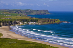 Portbraden (Victor Hazelton ) Tags: ireland northernireland seaview northantrimcoast britishseascapes