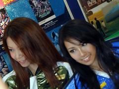 Gundam Girls (awee_19) Tags: hot cute girl gundam