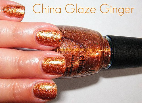China Glaze Ginger