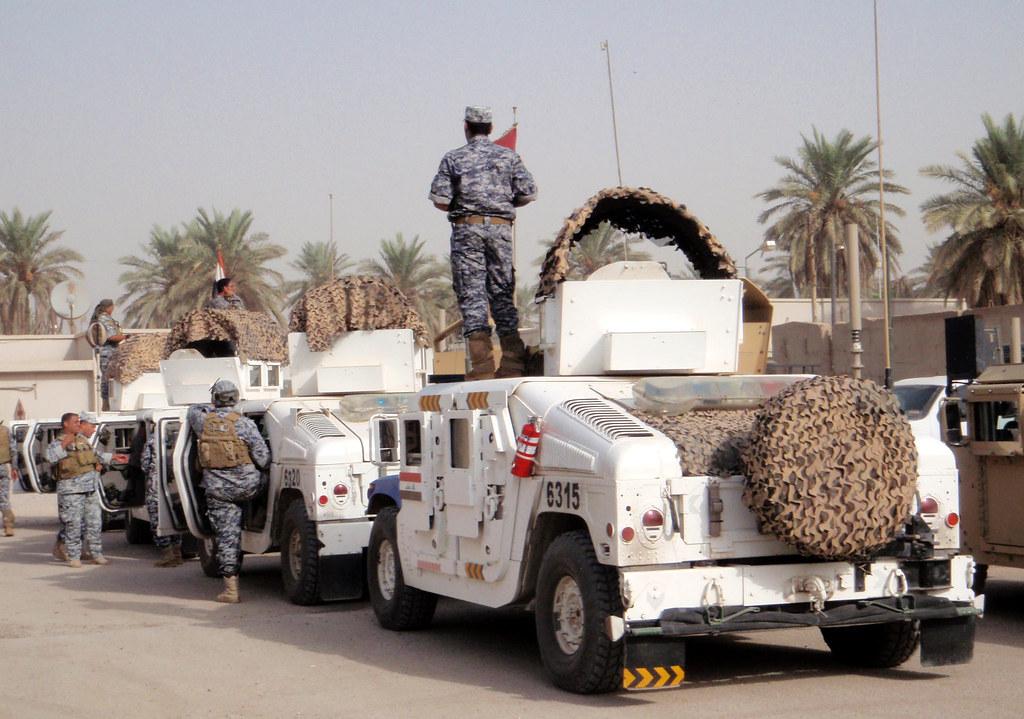 Iraqi Para-Military Police 1