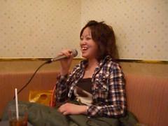 Karaoke with Kazue (Jonno212) Tags: japan karaoke osaka headscissors shakalabbits