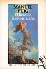 Manuel Puig, El beso de la mujer araña