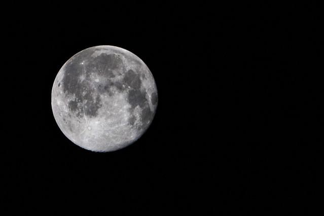 Full Moon 10.5.2009