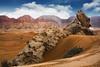 Camel Rock, Fujairah (sminky_pinky100 (In and Out)) Tags: travel orange tourism rock landscape desert uae colourful soe fujairah camelrock bej omot citrit theunforgettablepictures eyejewel