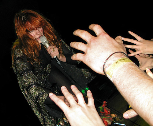 Florence of the Dead (and the Machine)