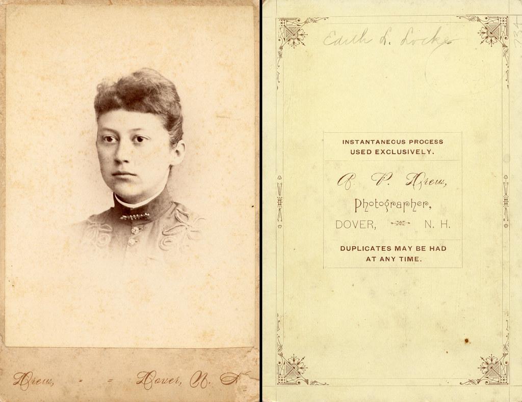 Edith L Locke