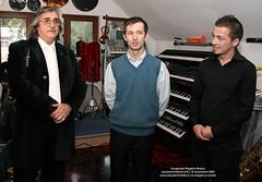 16 Octombrie 2009 » Inaugurare Magazin Muzica
