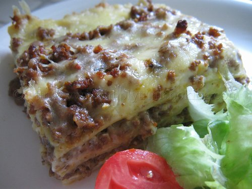 Trini Lasagna
