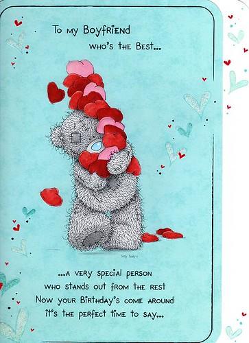 haircut eplekenyes birthday cards boyfriend, Birthday card