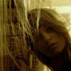 taken a turn for the worse (holly henry) Tags: portrait self spiderweb
