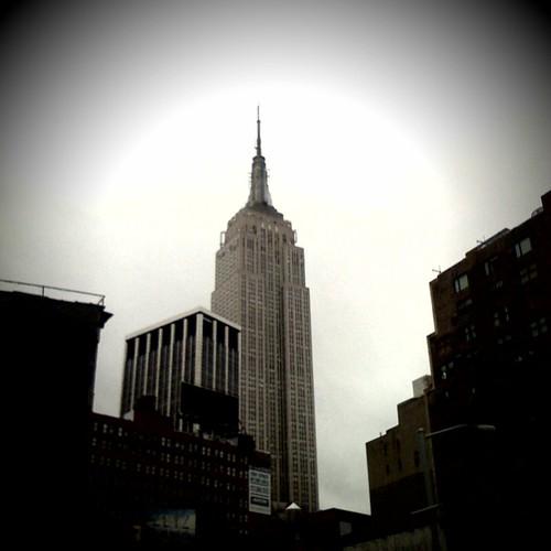 Stormy NYC