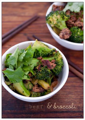 recipe: beef & broccoli stir fry