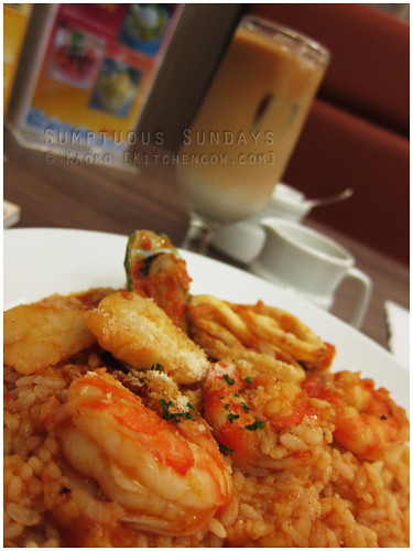 Sumptuous Sundays: UCC Seafood Risotto