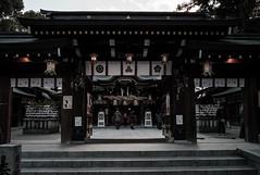 櫛田神社 (ysy372) Tags: leica leicam8 swh superwideheliar 15mm f45