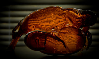 Hand Blown Glass Peppers