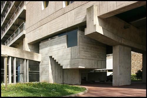 Flickriver ruamps 39 s photos tagged with architecte - Maison du bresil paris ...