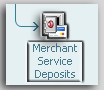 Merchant Services Deposits Icon