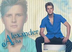 alexander acha (Ada Uribe) Tags: blue wallpaper cookie alexander blend emanuell alexanderacha